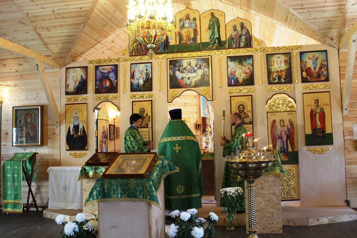 8-ая неделя по Пасхе. Пятидесятница. День Святой Троицы.