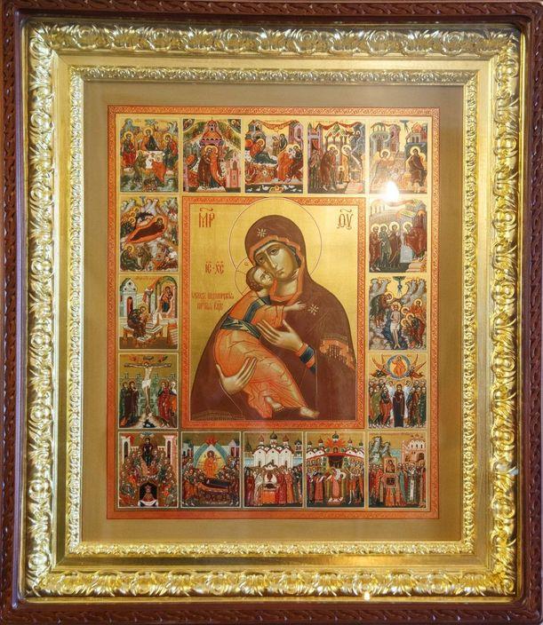 Праздник Сретения Владимирской иконы Пресвятой Богородицы в нашем храме